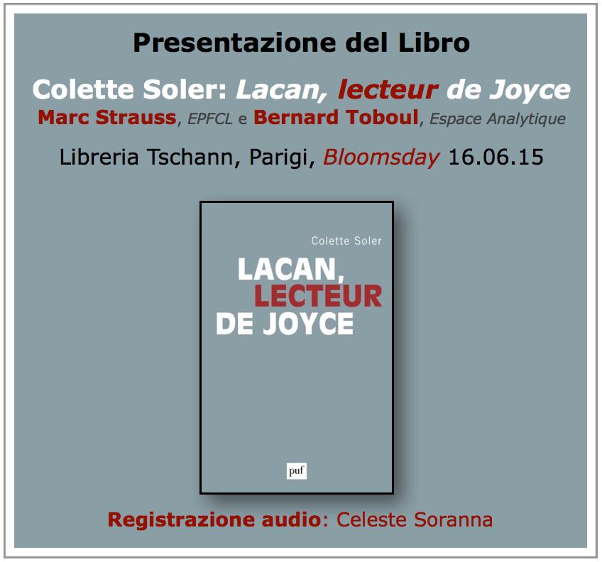 Colette-Soler-LacanLecteurdeJoyce