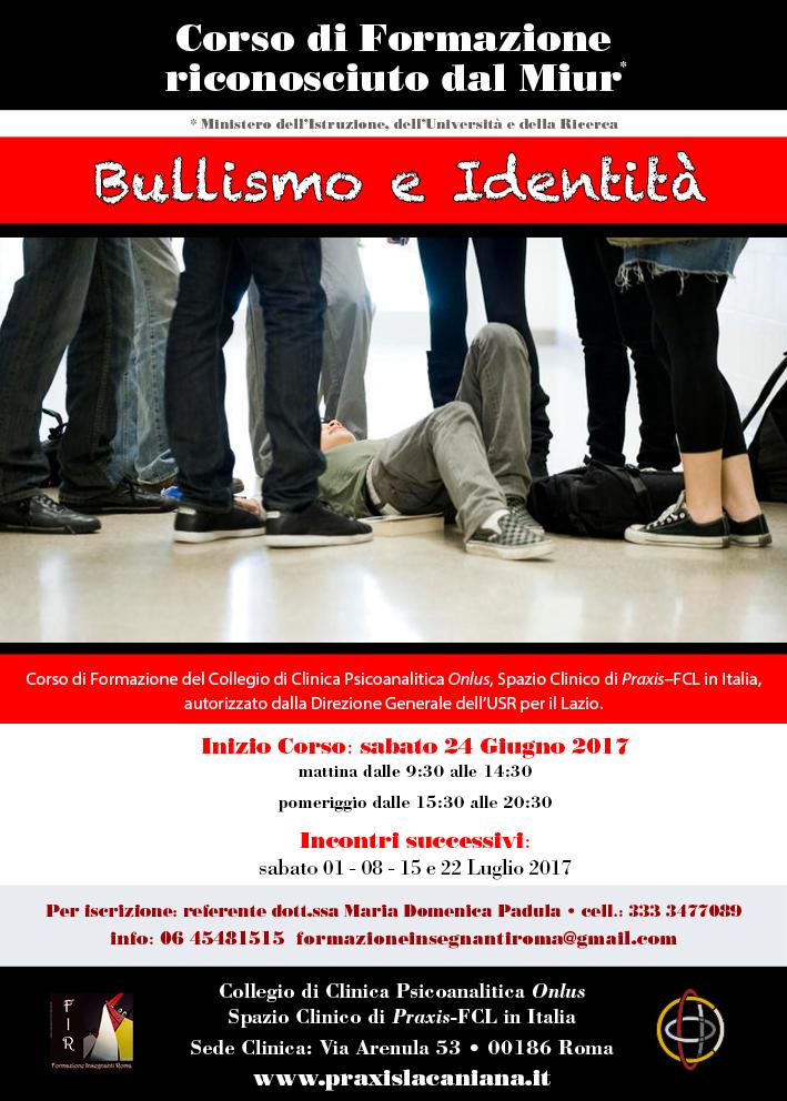 CorsodiFormazione-24Giugno2017-BullismoeIdentità