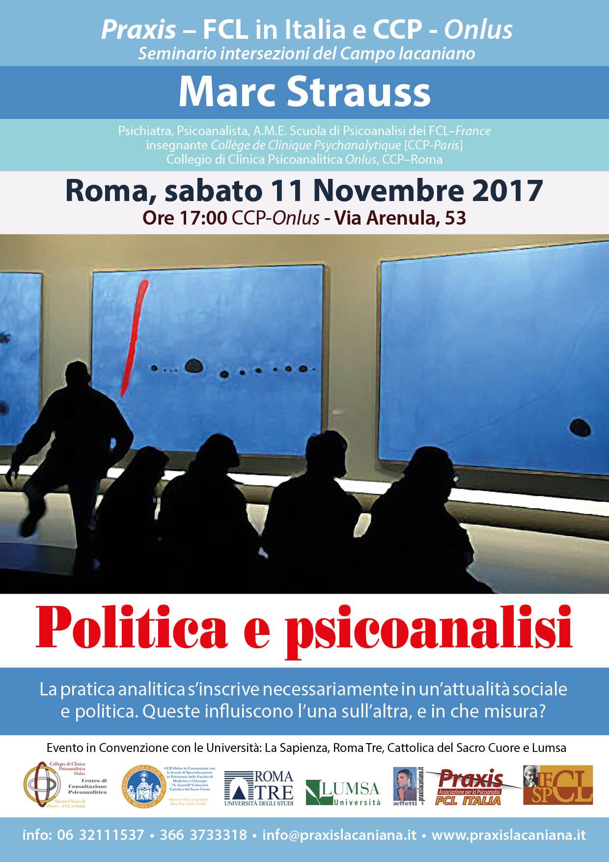 Politica e Psicoanalisi