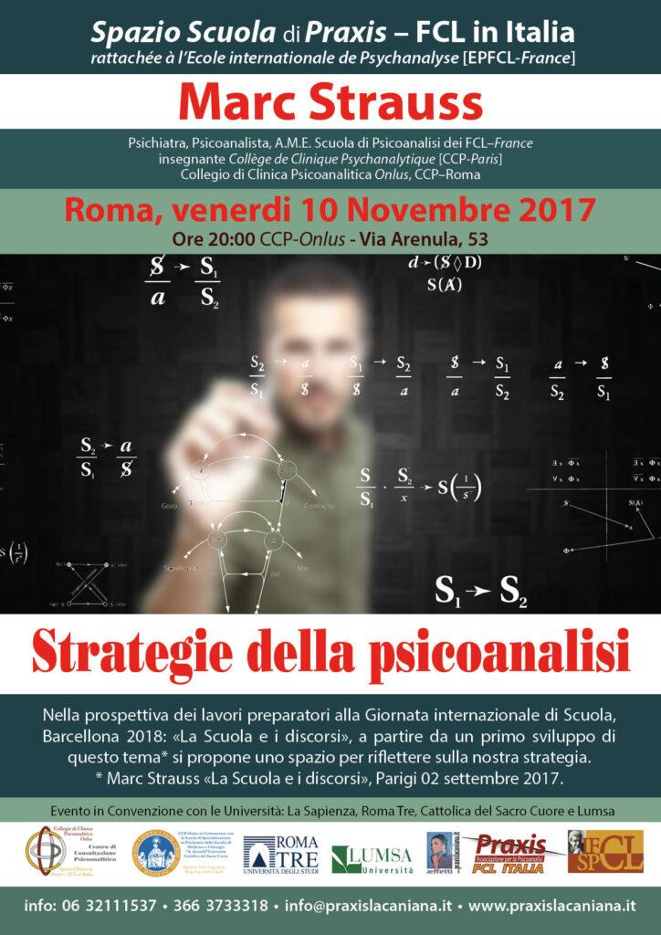 Strategie della Psicoanalisi